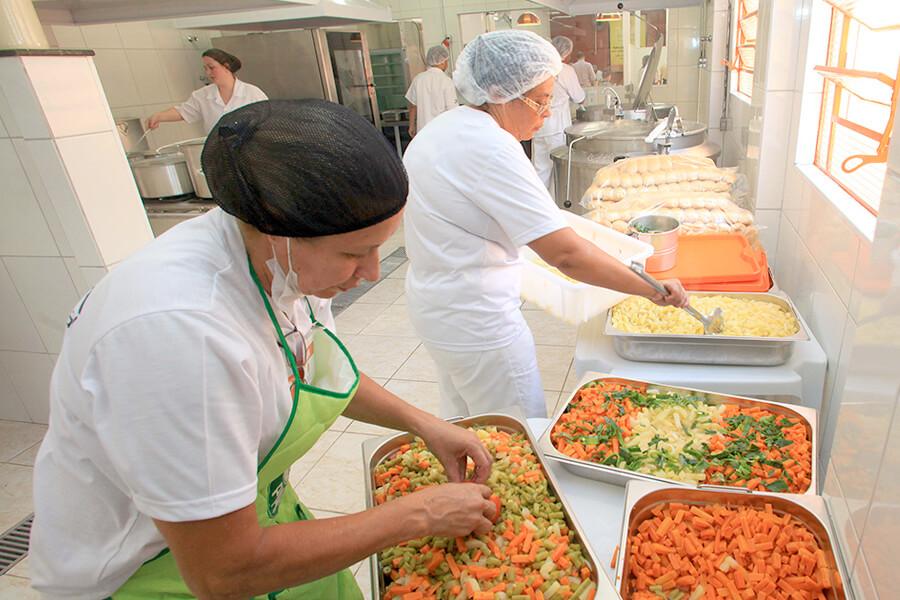 Auxiliar de Cozinha - O que faz, salário, qualificações...