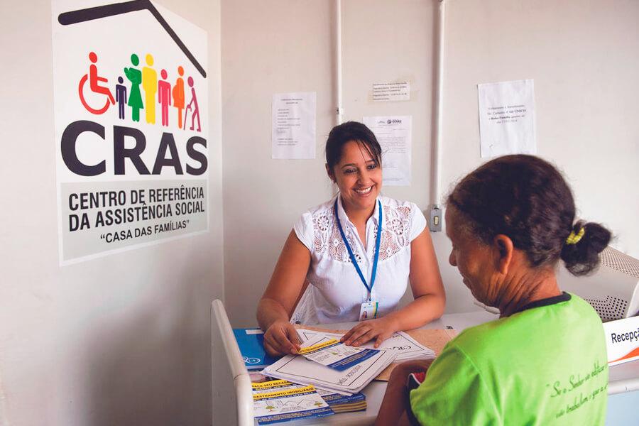 CRAS - Agendamento para Benefícios Sociais